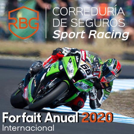 Forfait Annual Internacional 2021 Online